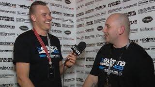 LIVE interview with Darren Porter, Extrema 400 Melbourne.