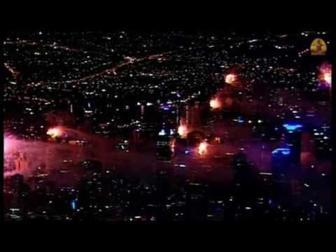 New Year 2014 - Melbourne, Australia Fireworks 2014 (HD)