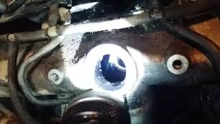 Чистка ЕГР,клапана и коллектора. опель астра G. 2.0 TD часть 1.