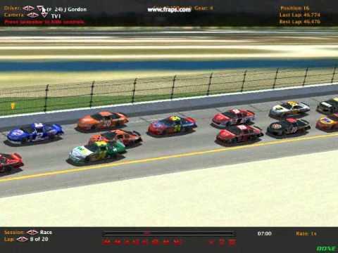 NR2003 2006 Season Episode 1 Daytona (The Great American Race)