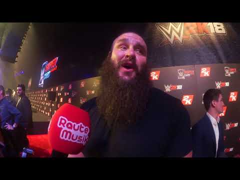 Braun Strowman Interview: Hunting with Brock Lesnar, Game of Thrones, Beer drinking world record