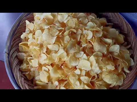 Produk UKM keripik kentang