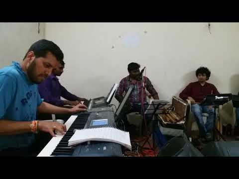 Prema ledani|ilayaraja|abhinandana|practice time with my team