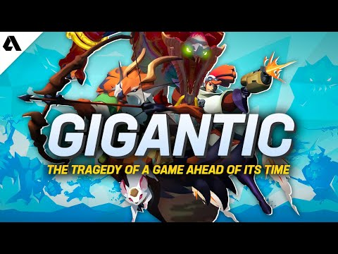 The Tragedy Of A Game Ahead Of Its Time  What Happened To Gigantic?