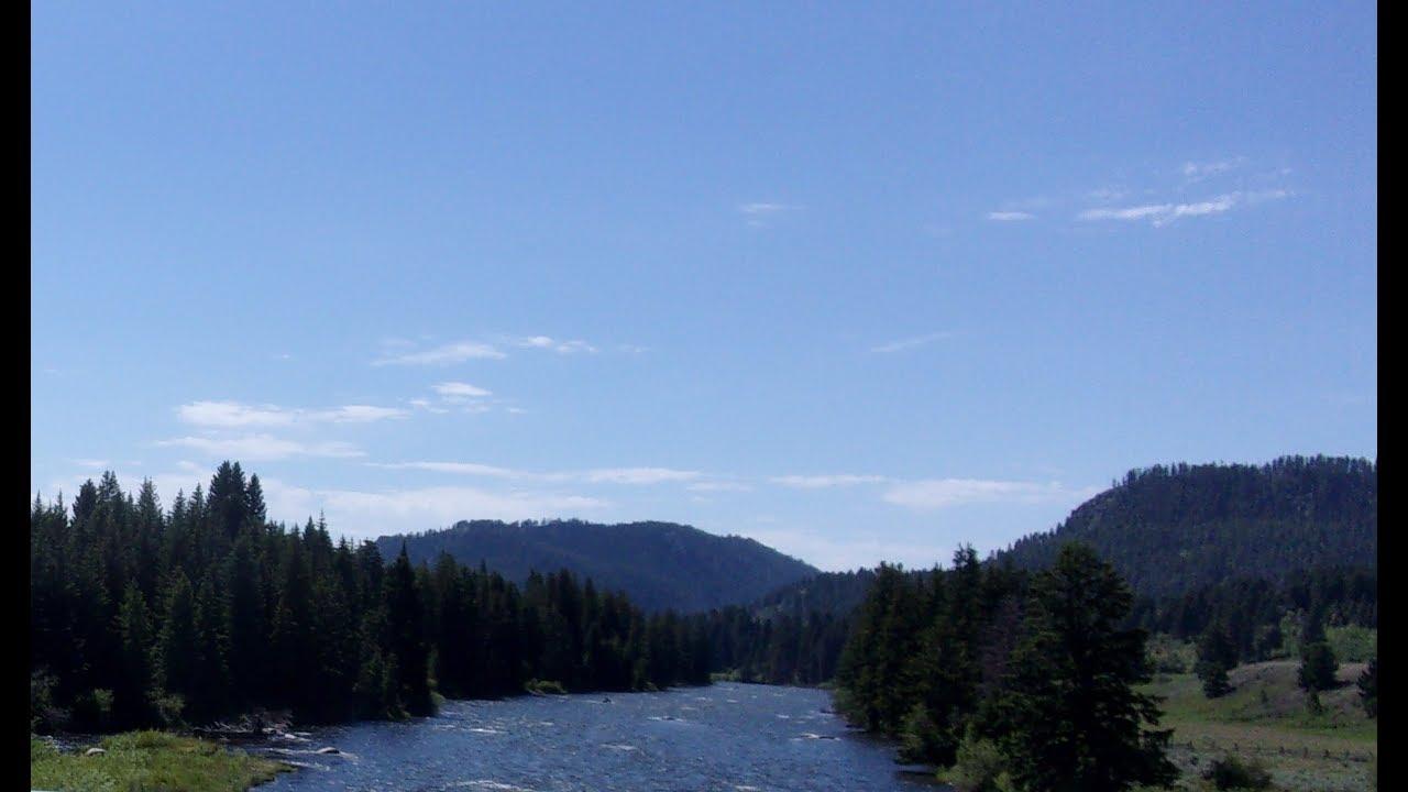 Forrest Fenn - Madison River (downstream)