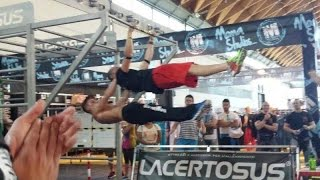 StreetWork Freestyle Rimini Wellness 2014 Round 1