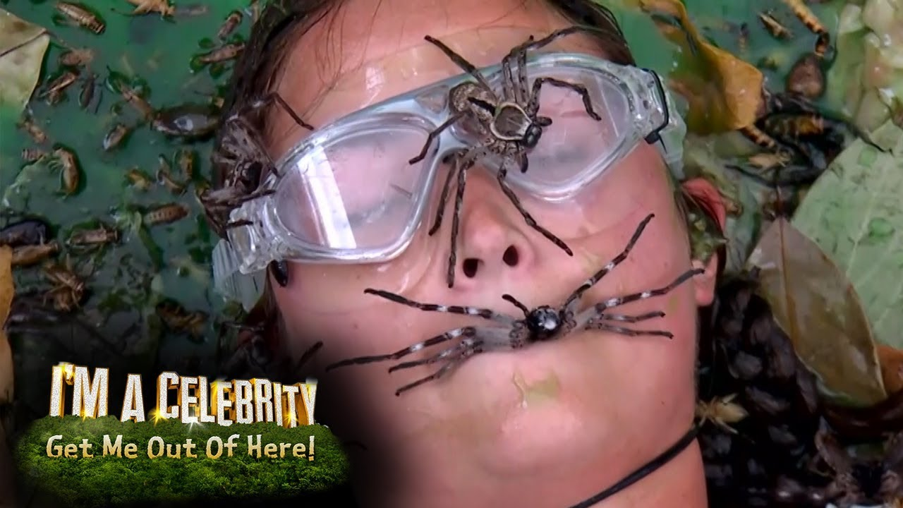 Jacqueline's Worst Fears Are Realised in Her Final Trial | I'm A Celebrity... Get Me Out O