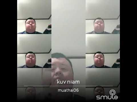 Kuv niam cover by Adam yang