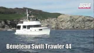 BENETEAU Swift Trawler 44 - Essai moteurboat.com