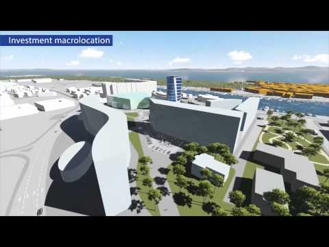 Jazine Center - Investment project