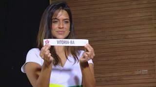 Copa do Brasil 2018: definição dos confrontos da Quarta Fase 2017 Video