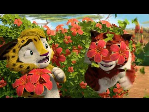 Лео и Тиг — Краски Африки — Серия 38 Трейлер