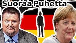 Saksa hirttää sananvapautensa - Puhdas netti vai vapaa sana? | Suoraa Puhetta