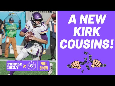 State of Minnesota Vikings offense; a new Kirk Cousins?