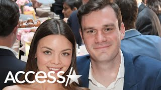 'harry Potter' Actress Scarlett Byrne And Playboy Heir Cooper Hefner Wed In Courthouse Ceremony