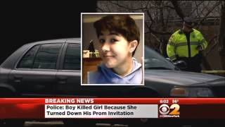 16-Year-Old Girl Stabbed To Death At Connecticut High School Hours Before Junior Prom