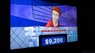 Jeopardy! Nintendo Wii U Run: Game 4