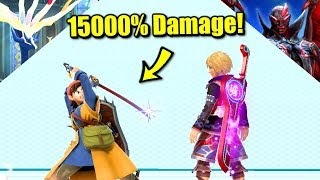 Can You Deal Over 15000% in One Hit in Super Smash Bros. Ultimate?