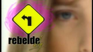 Rebelde Way - Mia y Manuel