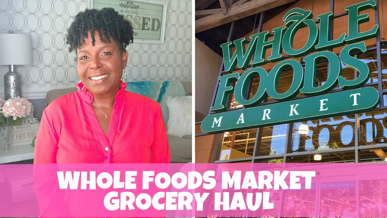 Whole Foods Market Grocery Haul - SHRINK FIBROIDS NATURALLY | By: What Chelsea Eats