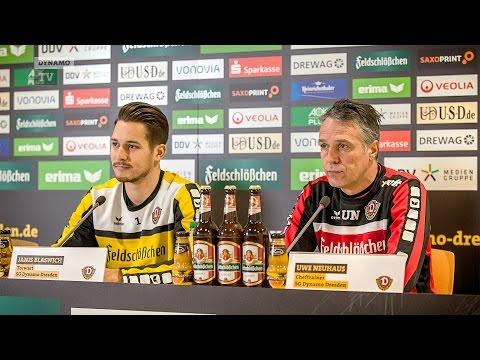 29. Spieltag | SGD - SVK | Pressekonferenz vor dem Spiel