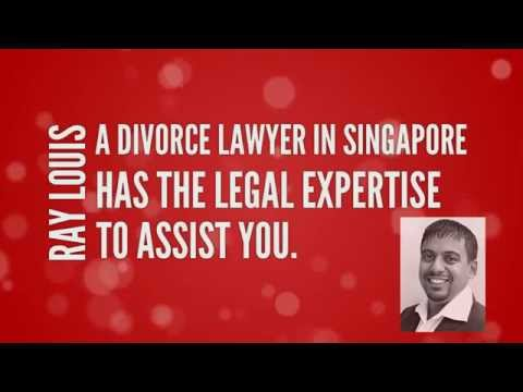 Family Law & Divorce Lawyer Singapore (Ray Louis Law)