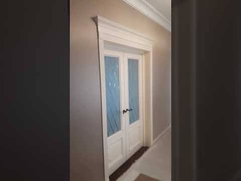 Установка дверей в Астане.Последние Александрийские двери в городе.