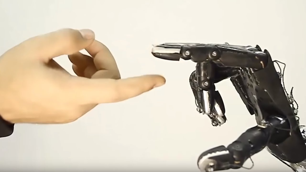 Robotic Hand Youtube