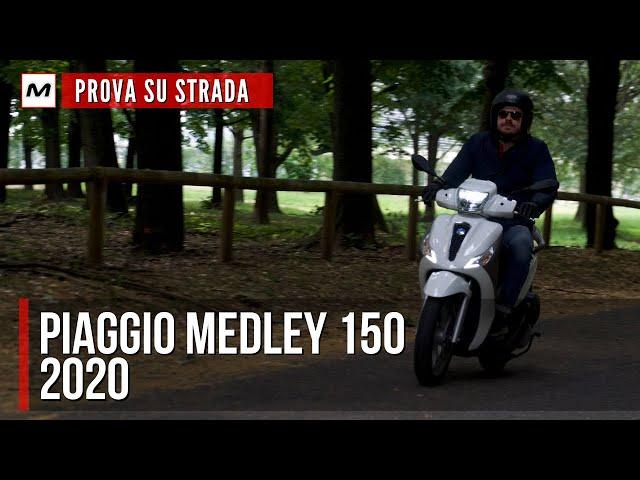 Piaggio Medley 150 2020 | Test ride