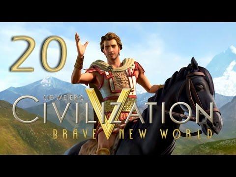 Greece -20- Civilization V: Diplomacy Victory