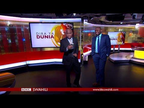 BBC DIRA YA DUNIA JUMATATU 22.01.2018