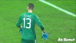 Ibrahim Šehić vs Atletico Madrid (Home) 18/10/2017 HD by Az Scout