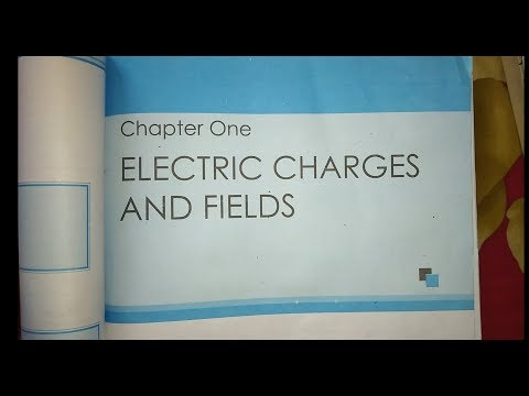 12 Th (NCERT) Physics-ELECTRIC CHARGE AND FIELD | CHAPTER -1| CLASS 12 | Pathshala ( Hindi )