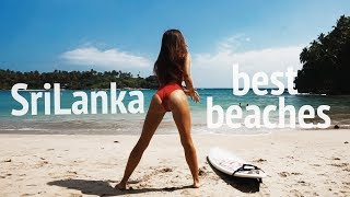 Best beaches of SriLanka with Mary Shum