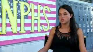 Project X: Official On Set Interview Alexis Knapp [HD]