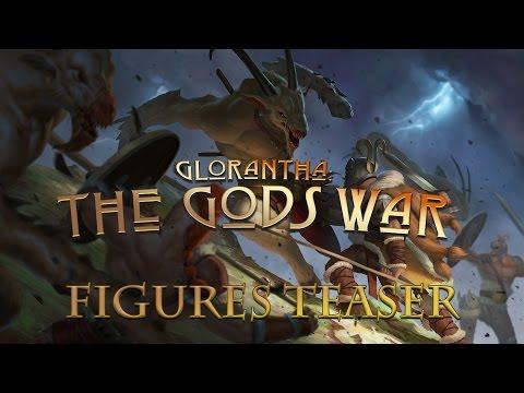 The Gods Wars - Figure Teaser