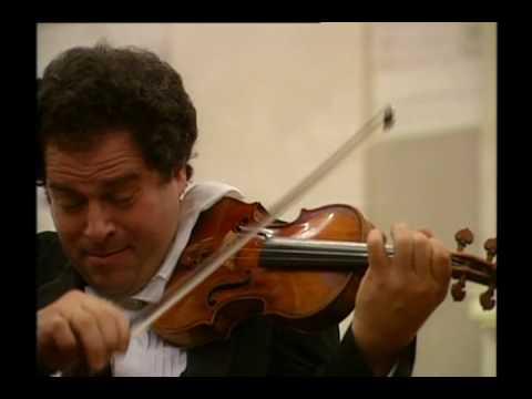 Itzhak Perlman plays Tchaikovsky Violin Concerto 3 mov HQ