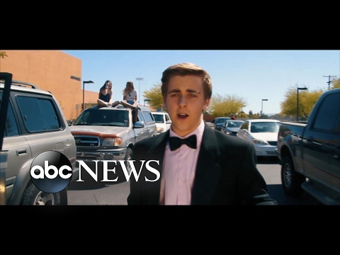 Teen shares Emma Stone's response to his 'La La Land' promposal
