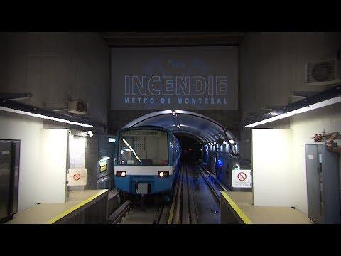 La station secrète du métro de Montréal