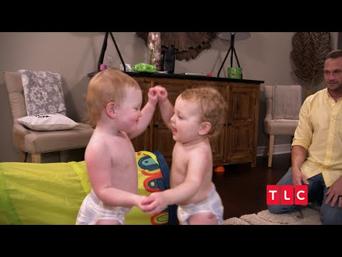 Will A Last-Minute Dance Party Get These Cranky Quints Ready For Bed? | OutDaughtered
