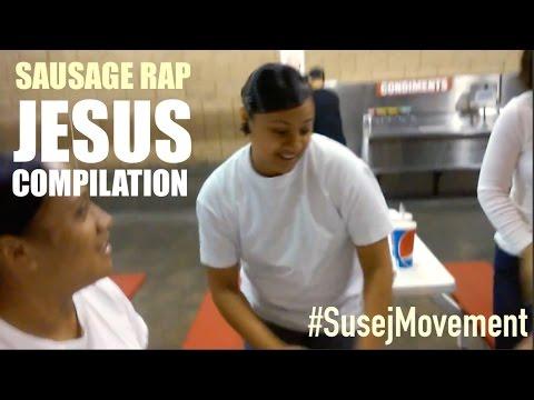 Sausage Rap: JESUS Freestyle COMPILATIONS #SusejMovement