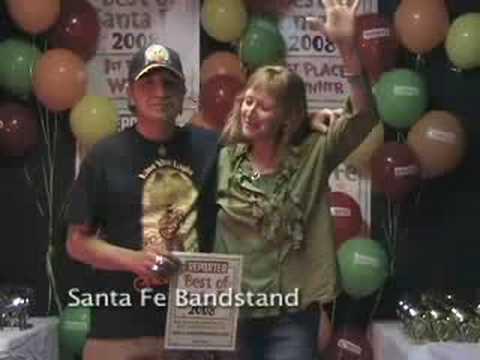 BOSF '08 Santa Fe Bandstand