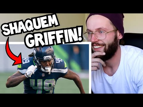 Rugby Player Reacts to SHAQUEM GRIFFIN NFL Draftee With One Hand Inspirational Football Life Story!