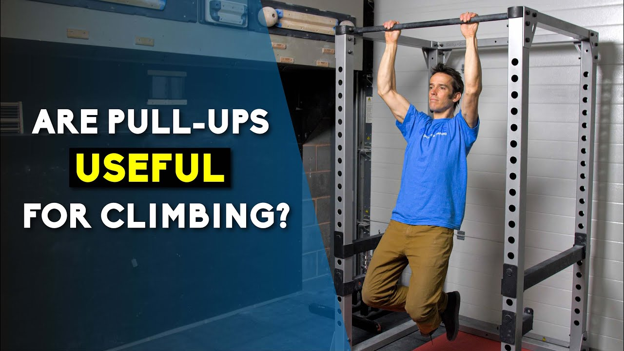 Are Pull Ups Useful For Climbing? Training Questions Answered!
