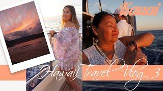 The ultimate mother/daughter trip to Kauai ❤️- Hawaii Travel Vlog 3