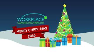 Merry Christmas from Workplace Cleaning Solutions