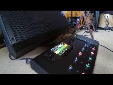 Line 6 Helix LT Fender Twin Tone