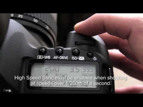 vBlog - Exposure and Flash compensation explained