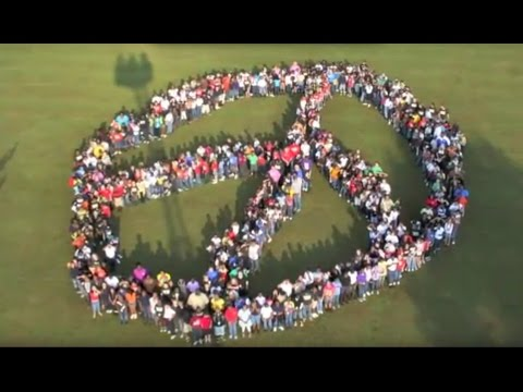 The Peace Project: Americus, GA (Sumter County Elementary School 2011)