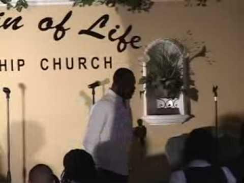Pastor Tony McDonald